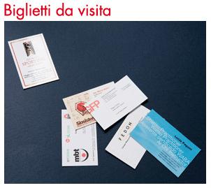 GFP biglietti da visita
