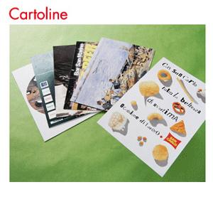 GFP cartoline stampa digitale